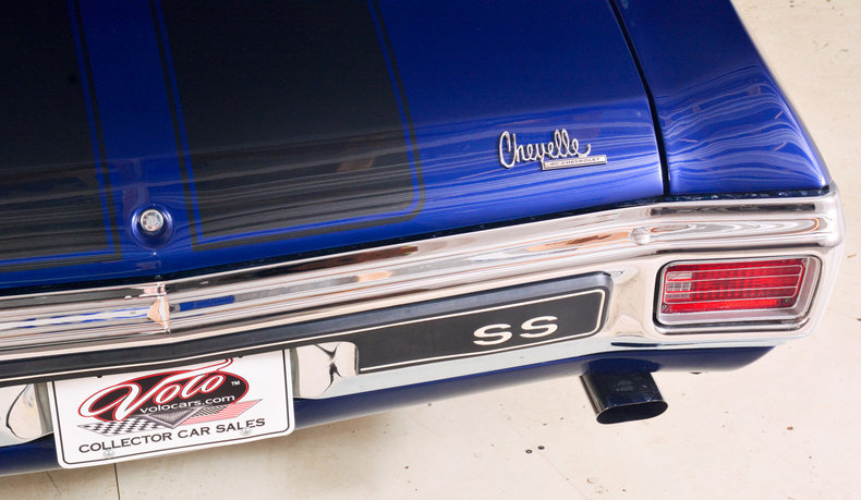 1970 Chevrolet Chevelle Image 13