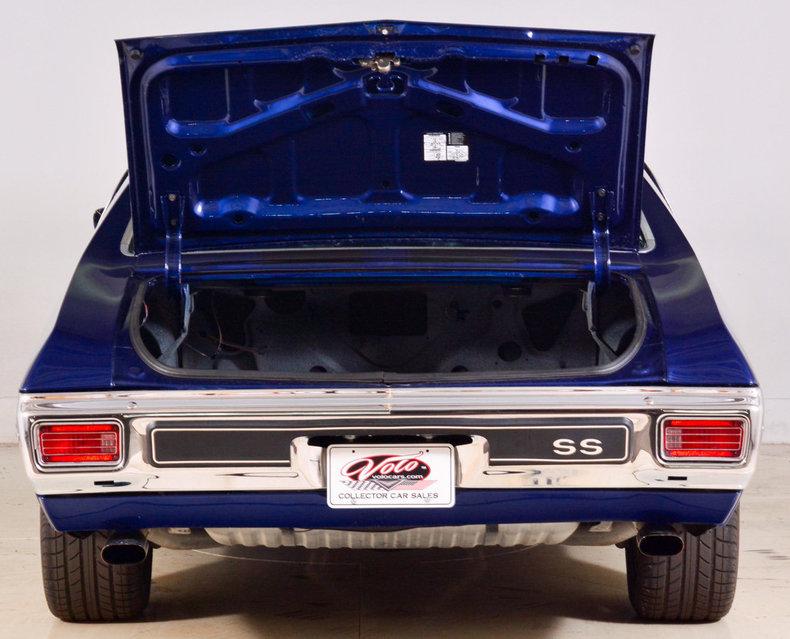 1970 Chevrolet Chevelle Image 18