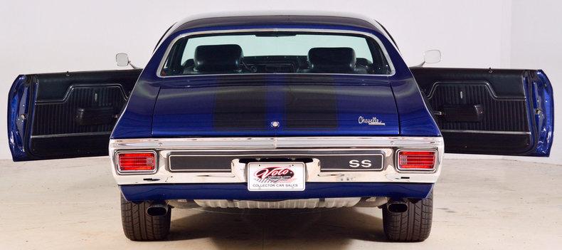 1970 Chevrolet Chevelle Image 28