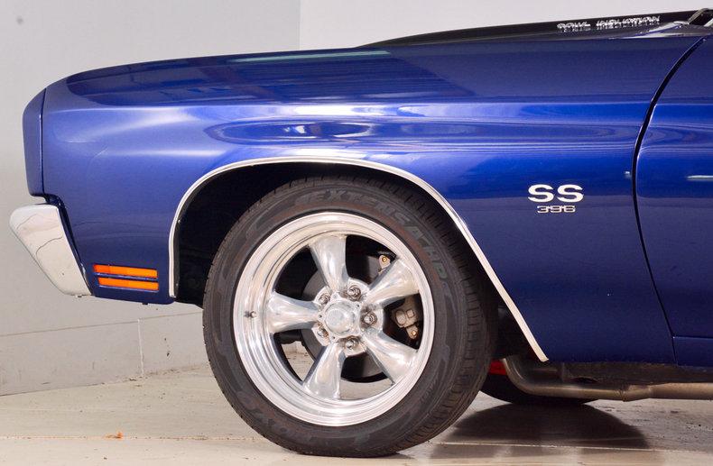 1970 Chevrolet Chevelle Image 36