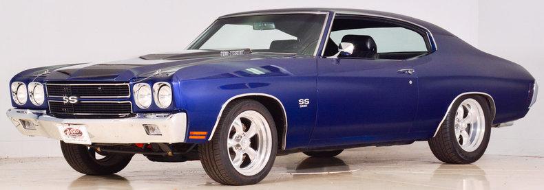 1970 Chevrolet Chevelle Image 40