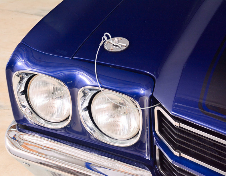 1970 Chevrolet Chevelle Image 56