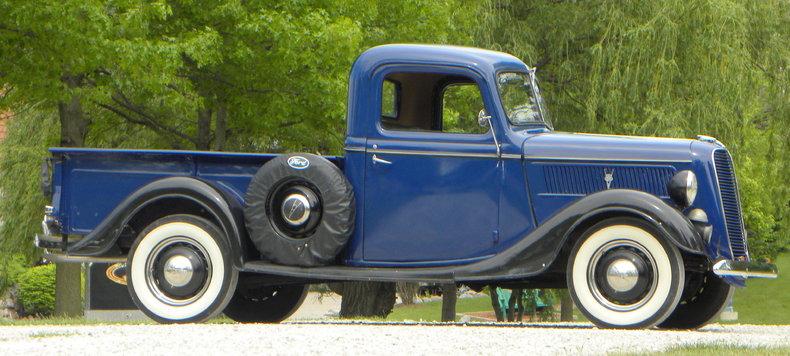 1937 Ford Model 73/77 Image 2