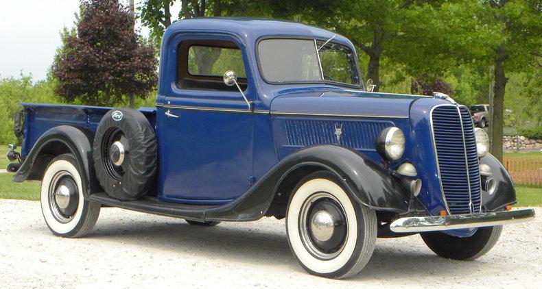 1937 Ford Model 73/77 Image 3