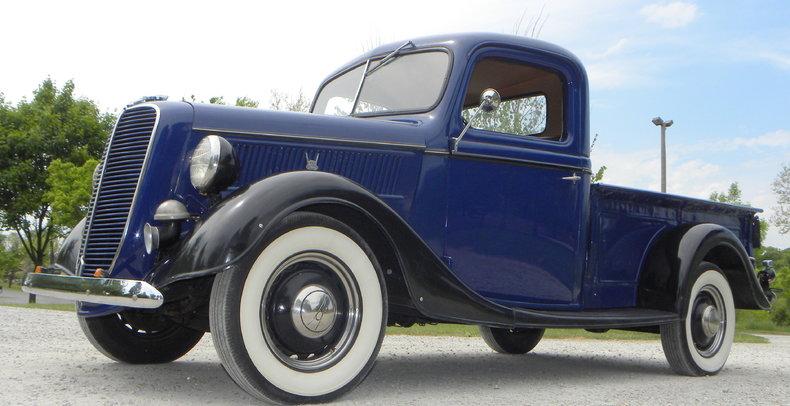 1937 Ford Model 73/77 Image 14