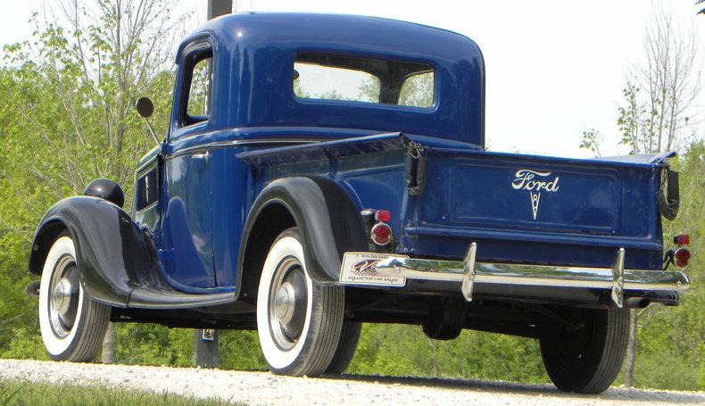 1937 Ford Model 73/77 Image 21