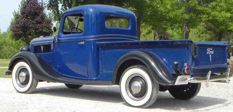 1937 Ford Model 73/77 Image 24
