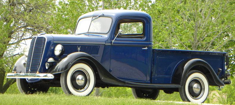 1937 Ford Model 73/77 Image 63