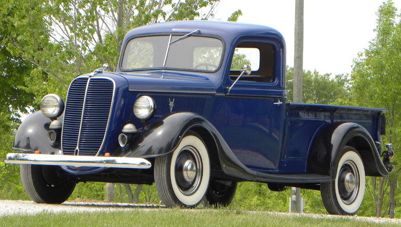 1937 Ford Model 73/77 Image 64