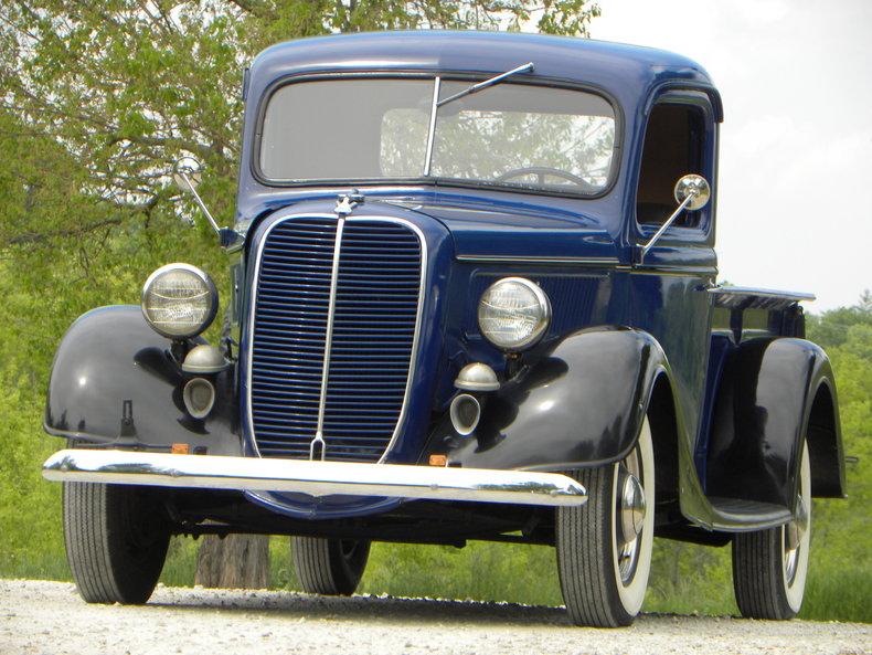 1937 Ford Model 73/77 Image 65