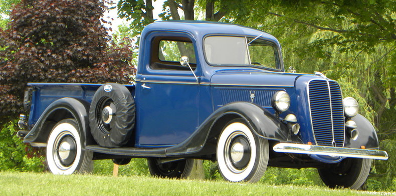 1937 Ford Model 73/77 Image 66