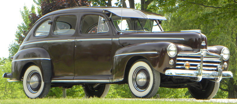 1948 Ford Deluxe Image 6
