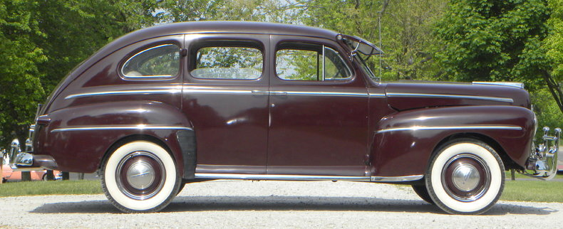 1948 Ford Deluxe Image 20