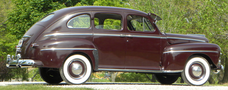 1948 Ford Deluxe Image 21