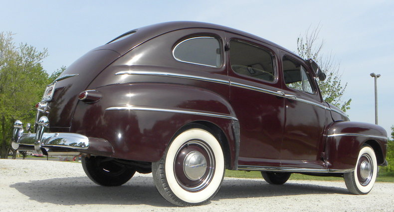 1948 Ford Deluxe Image 29