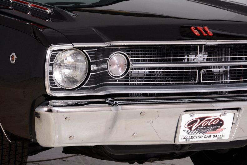 1968 Dodge Dart Image 5