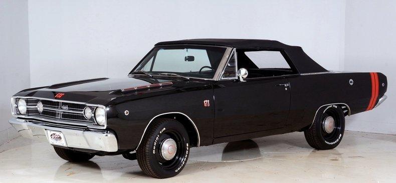 1968 Dodge Dart Image 49