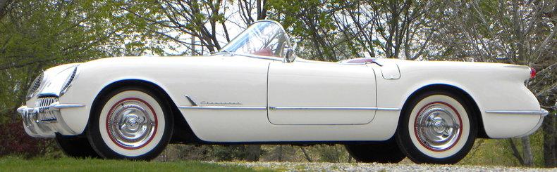 1954 Chevrolet Corvette Image 2