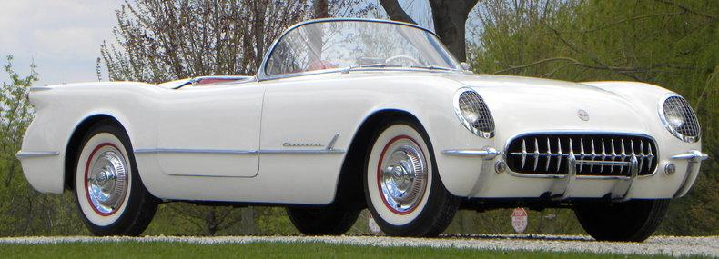 1954 Chevrolet Corvette Image 6