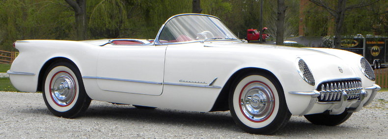 1954 Chevrolet Corvette Image 8