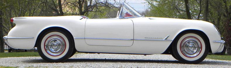 1954 Chevrolet Corvette Image 20