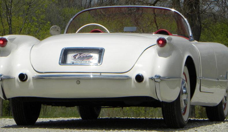 1954 Chevrolet Corvette Image 23