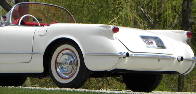 1954 Chevrolet Corvette Image 25