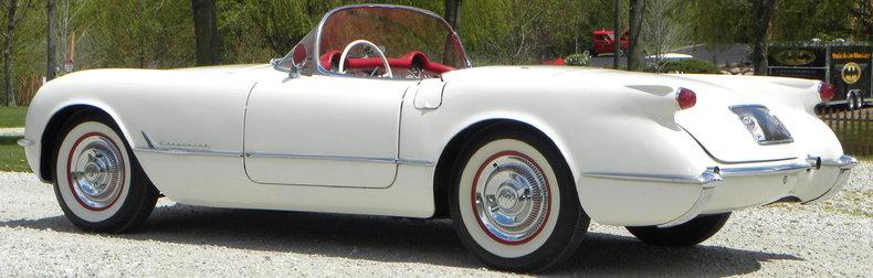 1954 Chevrolet Corvette Image 29
