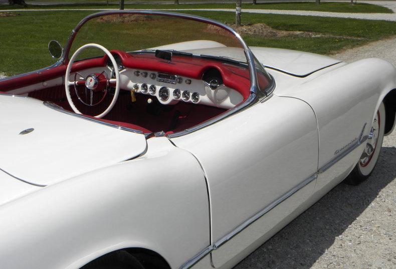1954 Chevrolet Corvette Image 35
