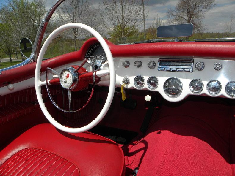 1954 Chevrolet Corvette Image 39