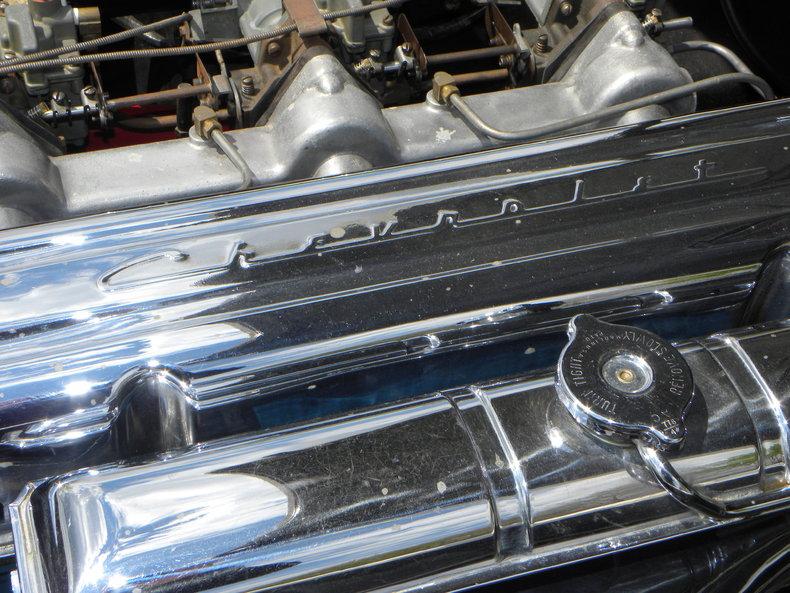 1954 Chevrolet Corvette Image 57