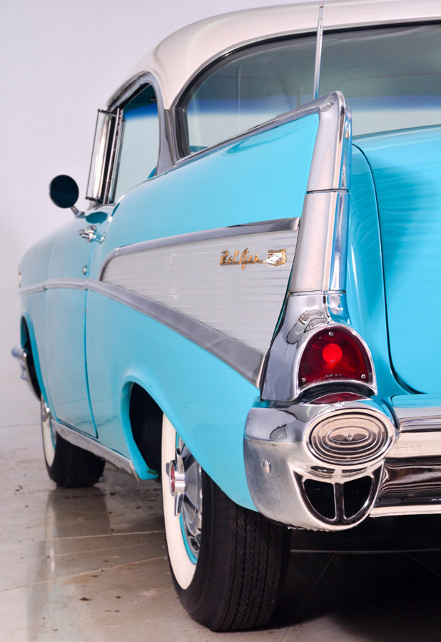 1957 Chevrolet Bel Air Image 12