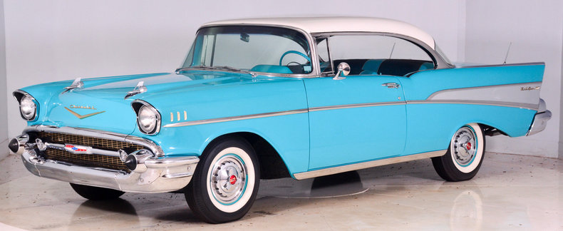 1957 Chevrolet Bel Air Image 20
