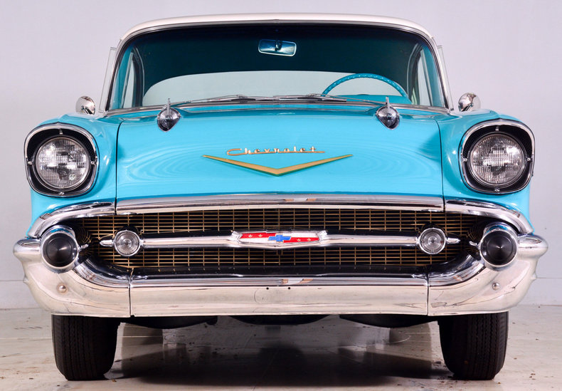 1957 Chevrolet Bel Air Image 48