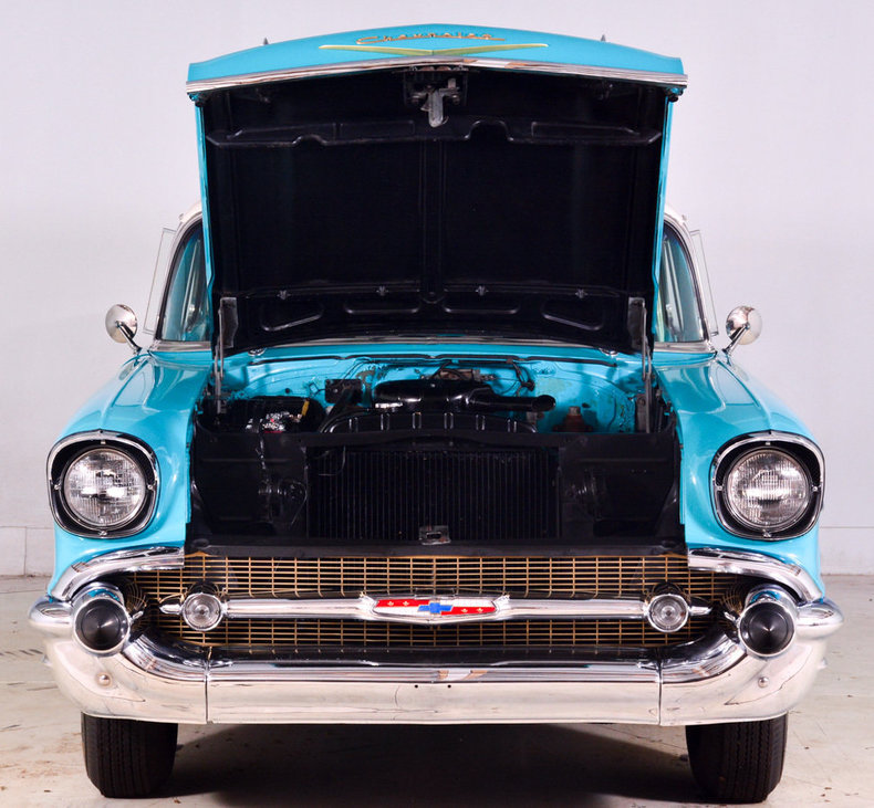 1957 Chevrolet Bel Air Image 32