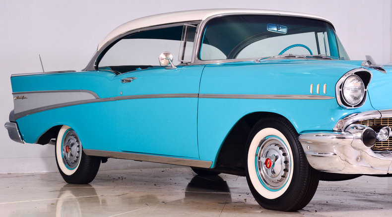 1957 Chevrolet Bel Air Image 68