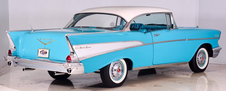 1957 Chevrolet Bel Air Image 3