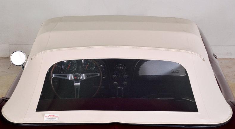 1966 Chevrolet Corvette Image 28