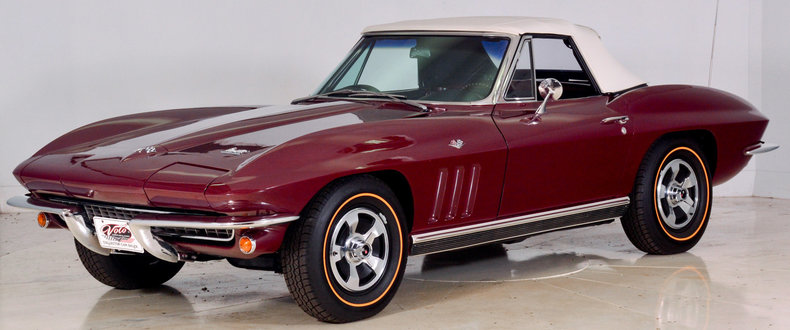 1966 Chevrolet Corvette Image 45