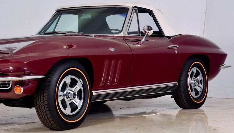 1966 Chevrolet Corvette Image 50