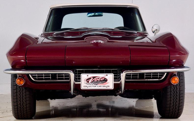 1966 Chevrolet Corvette Image 53
