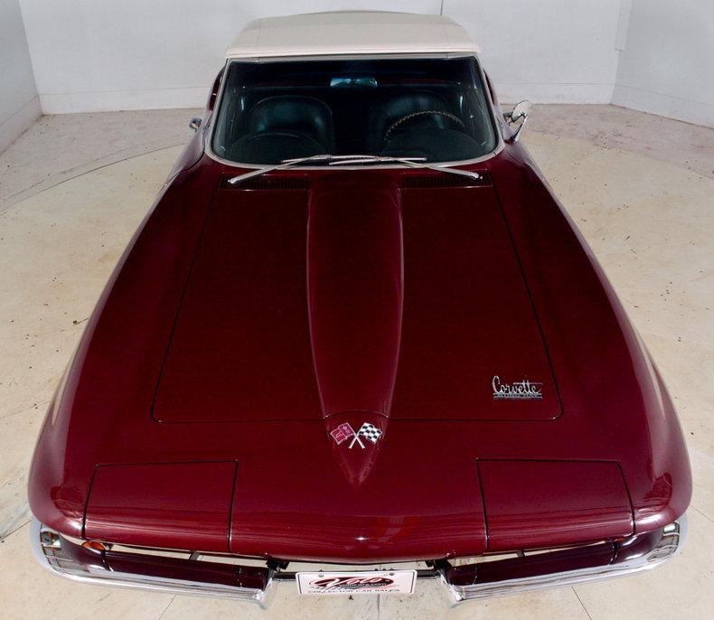 1966 Chevrolet Corvette Image 22