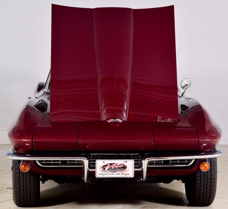 1966 Chevrolet Corvette Image 55