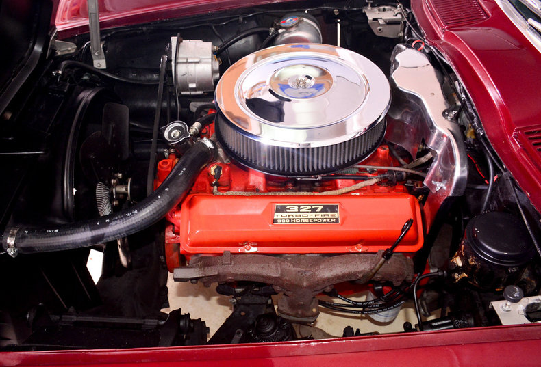 1966 Chevrolet Corvette Image 8