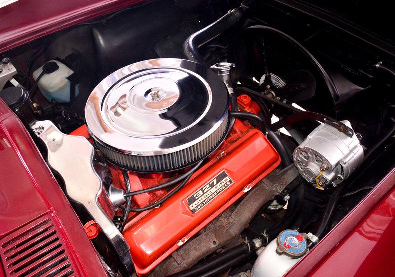 1966 Chevrolet Corvette Image 24