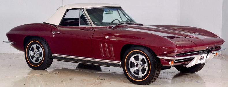 1966 Chevrolet Corvette Image 58