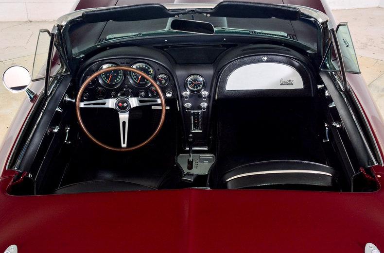 1966 Chevrolet Corvette Image 11