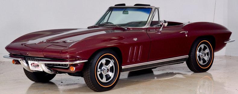 1966 Chevrolet Corvette Image 16
