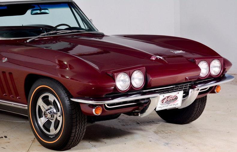 1966 Chevrolet Corvette Image 33
