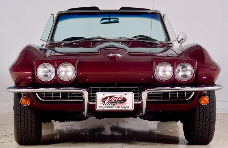1966 Chevrolet Corvette Image 29